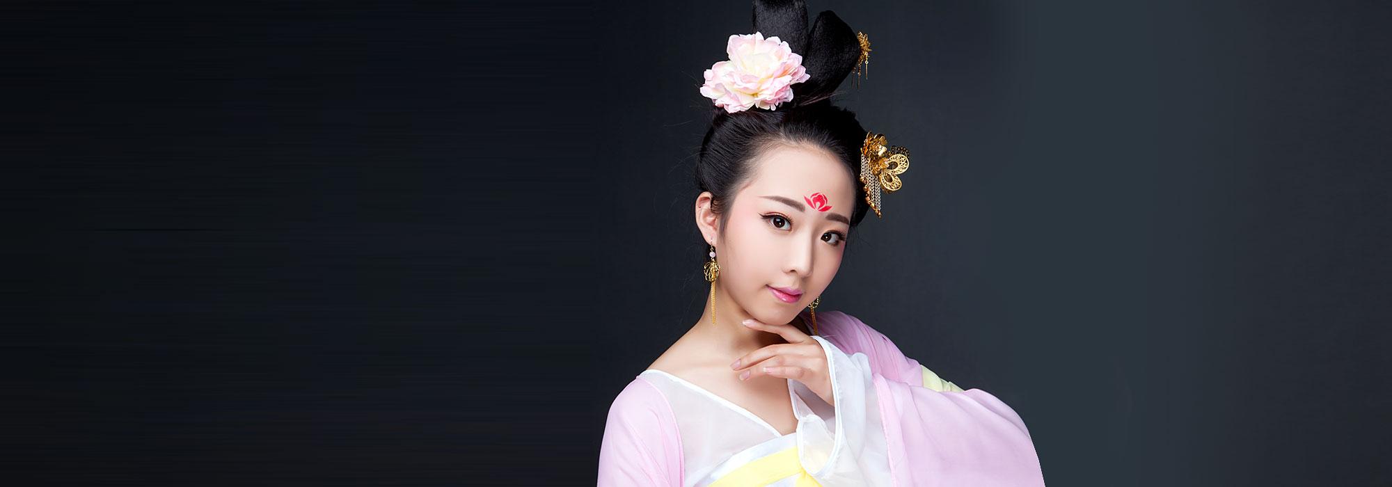 彩绘艺术 舞台化妆艺术 创意化妆艺术 复古怀旧化妆 欧式化妆 影视