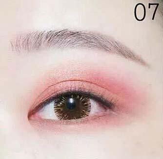 简单步骤画出魅力眼妆