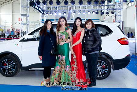 参加2016沈阳国际车展